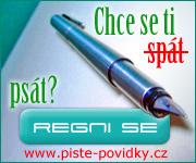 Registrace Pište-Povídky.cz